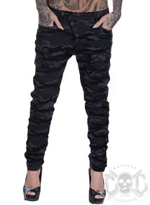 eXc Dark Army Pants